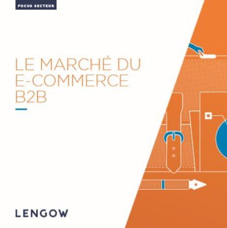 Le marché du e-commerce B2B