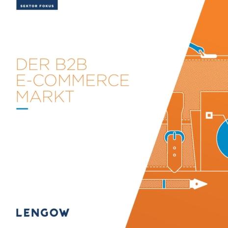 Der B2B e-commerce Markt