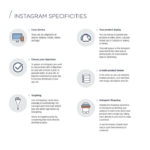 Instagram specificities