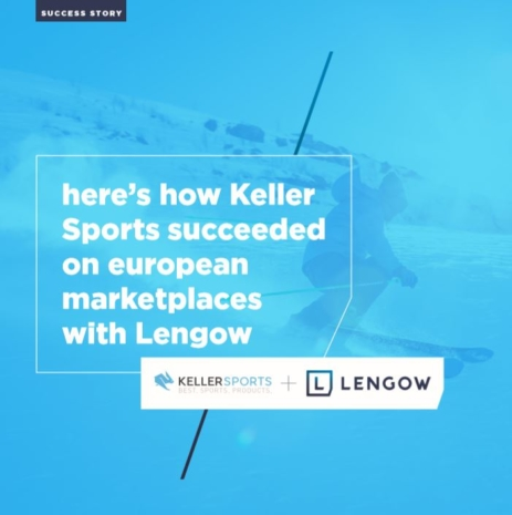 How keller sport succeeded on european marketplaces