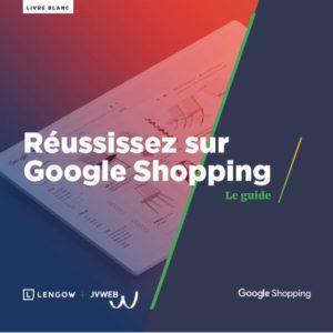 livre blanc google shopping